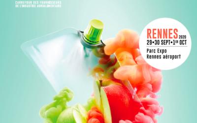 Retrouvez-nous au CFIA à Rennes du 30 septembre au 1er octobre 2020