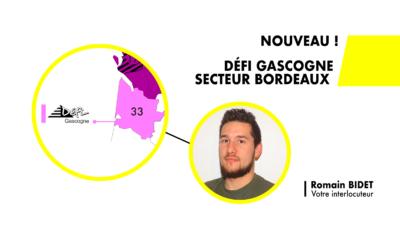 NOUVEAU ! DÉFI GASCOGNE | BORDEAUX